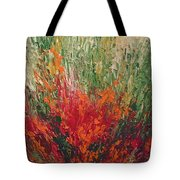 Garden Of Memories 3 Tote Bag