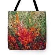 Garden Of Memories 3 Tote Bag