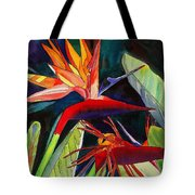 Garden Of Paradise Tote Bag