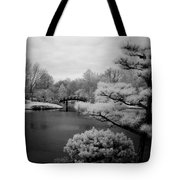 Garden Of Pure Clear Harmony Tote Bag