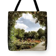 Garden Of Roses Tote Bag