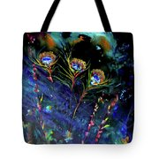 Garden Of The Deep Tote Bag