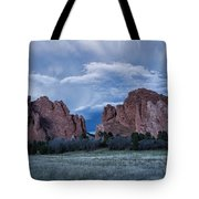 Garden Of The Gods 5 Tote Bag