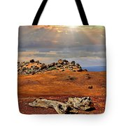 Garden Of The Gods Lanai Tote Bag