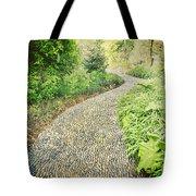 Garden Path - Photography Tote Bag