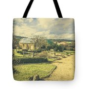 Garden Paths And Courtyards Tote Bag