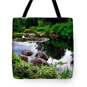 Garden Reflections ... Tote Bag