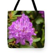 Garden Rhodoendron Plant Tote Bag