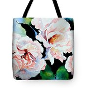 Garden Roses Tote Bag