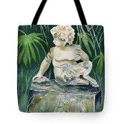 Garden Satyr Tote Bag