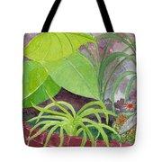 Garden Scene 9-21-10 Tote Bag