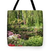 Garden Splendor Tote Bag