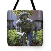 Garden Statue Ringling Museum  Tote Bag