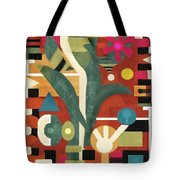 Garden Surprise Tote Bag