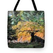 Garden Tapestry Tote Bag