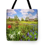 Gardener's Delight Tote Bag