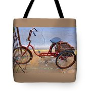 Gardener's Express Tote Bag