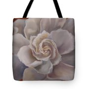 Gardenia  Bloom Tote Bag