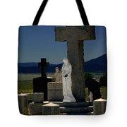 Gardians Of Souls Tote Bag