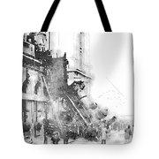 Gare Montparnasse 1895 Tote Bag