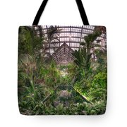 Garfield Park Conservatory Reflecting Pool Tote Bag
