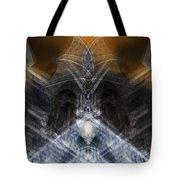 Gargoyle Priestess  Tote Bag