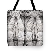 Gargoyles Of Lund Tote Bag
