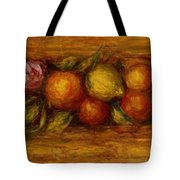 Garland Of Fruit And Flowers 1915 Tote Bag