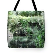 Garlands And Arches Tote Bag