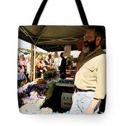 Garlic Farmers Tote Bag