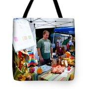 Garlic Festival Vendors Tote Bag