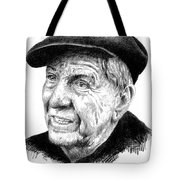 Garry Marshall Tote Bag
