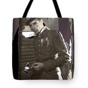 Gary Cooper Morocco 1930-2015 Tote Bag