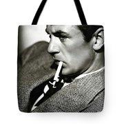 Gary Cooper Smoking C.1935 Tote Bag