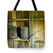 Gas Cans Long Forgotten Tote Bag