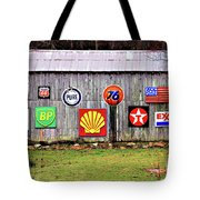 Gas From The Past Tote Bag