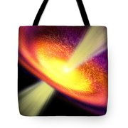 Gas Jet Tote Bag by Corey Ford