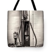 Gas Pump Bp Tote Bag