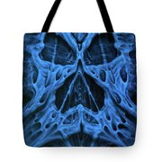Gash Face Tote Bag