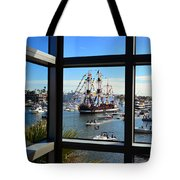 Gasparilla Through The Looking Glass Tote Bag