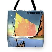 Gaspe Peninsula, Coast, Canada Tote Bag