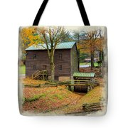 Gastons Mill 2 Tote Bag