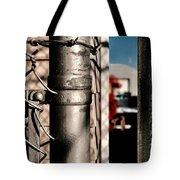 Gate #4 Tote Bag
