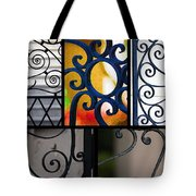 Gate Designs Tote Bag