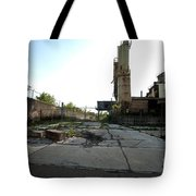 Gate Is Locked Tote Bag