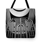 Gate, Marin County Government Complex Tote Bag
