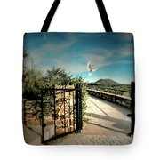 Gate To The Martyrs Tote Bag