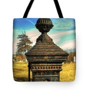 Gate Post Tote Bag