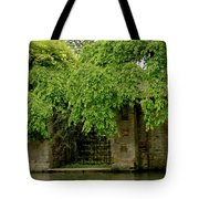 Gate To Cam Waters. Tote Bag
