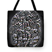 Gate To Mystery Tote Bag